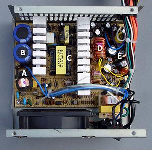 zasilacz komputerowy
